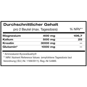 NAMEDSPORT 4Fuel Bolsitas Bebidas Isotónicas 20 x 8,5g, Orange